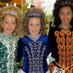 These girls learned how to Irish Dance in North Vancouver