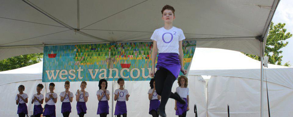 Irish Dance Competition